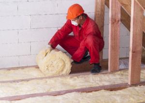 loft floor insulation