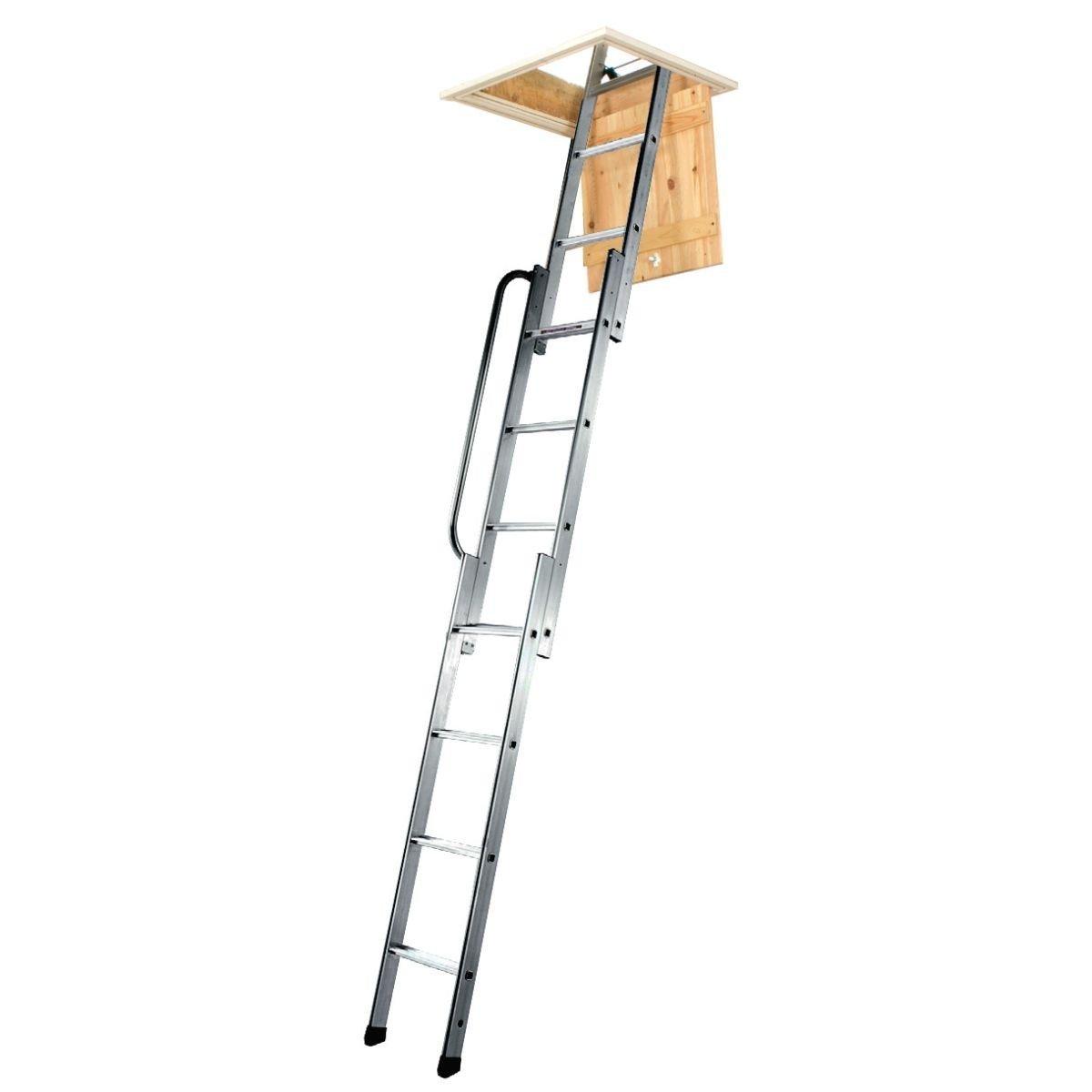 3 Section Loft Ladder Installation in UK