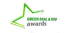 Green deal and ECO logo