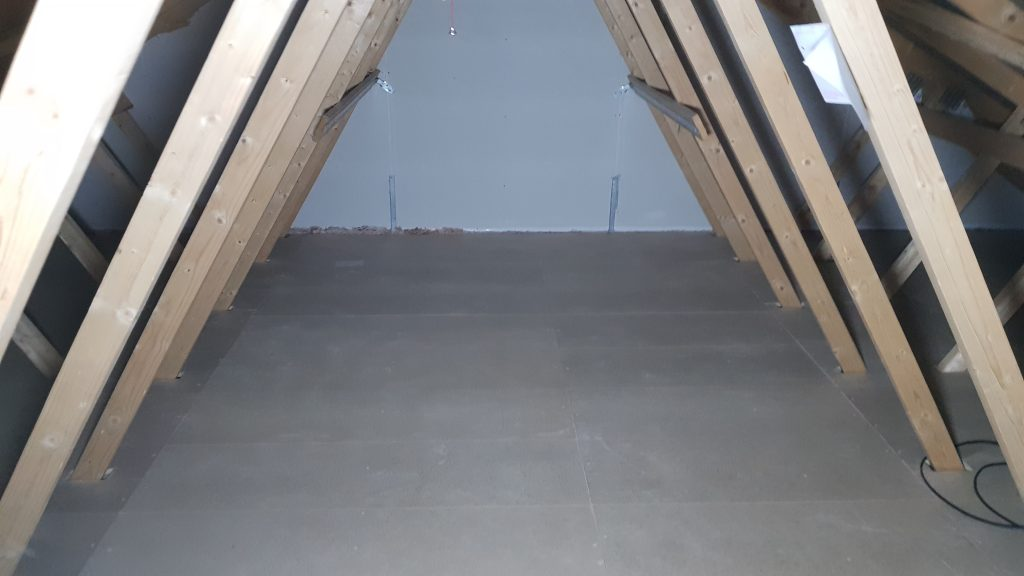 loft boarding for traditional mnd new build properties
